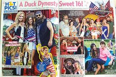 Plays 'Duck Dynasty' Star Sadie Robertson's Sweet 16 Party