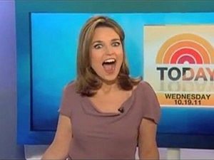 Gets Savannah Guthrie's Name Wrong on 'Today' [VIDEO] Savannah