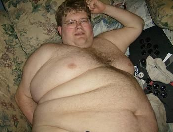 Fat Guy Naked