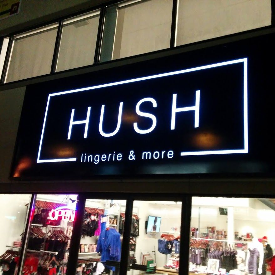 Hush Canada Offering Fifty Shades Of Grey Red Room Originals