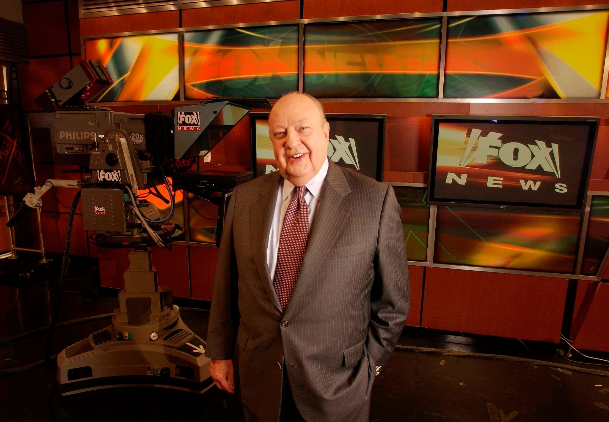 Many publicly mourned Ailes, but the silence was deafening, too - Houston Chronicle