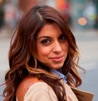 AliyaJasmine Sovani , MTV News host and producer: