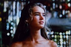 Photo: A young Brooke Shields shot to fame in controversial film Blue