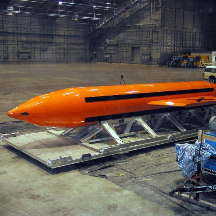 After dropping the MOAB, what next for Trump?