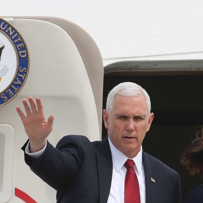 Mike Pence to meet with key leaders on Australian visit