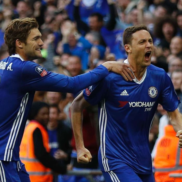Unbelievable Matic goal settles thrilling FA Cup semi-final for Chelsea