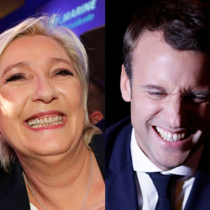 Macron, Le Pen through to French election runoff: projections