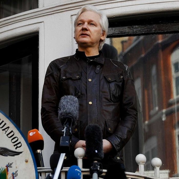 Assange won't 'forgive or forget' as rape investigation dropped
