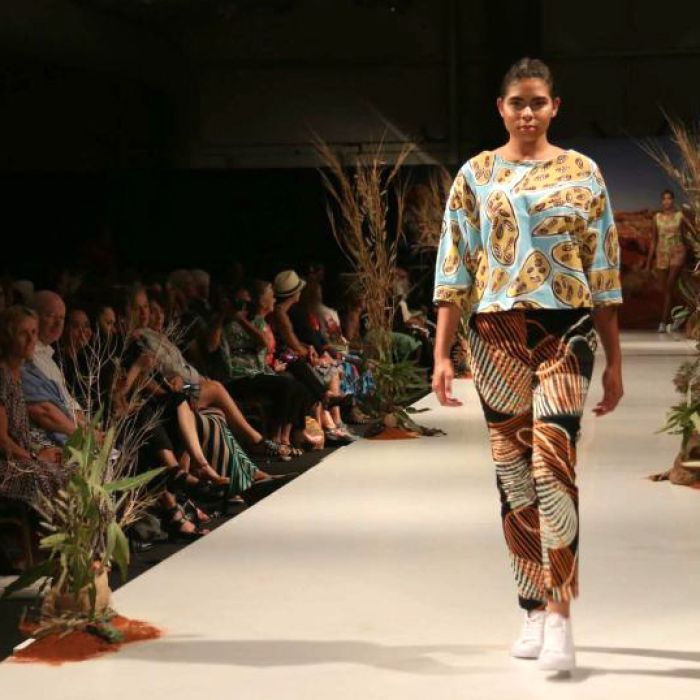 Indigenous fashion winning artists international and local support