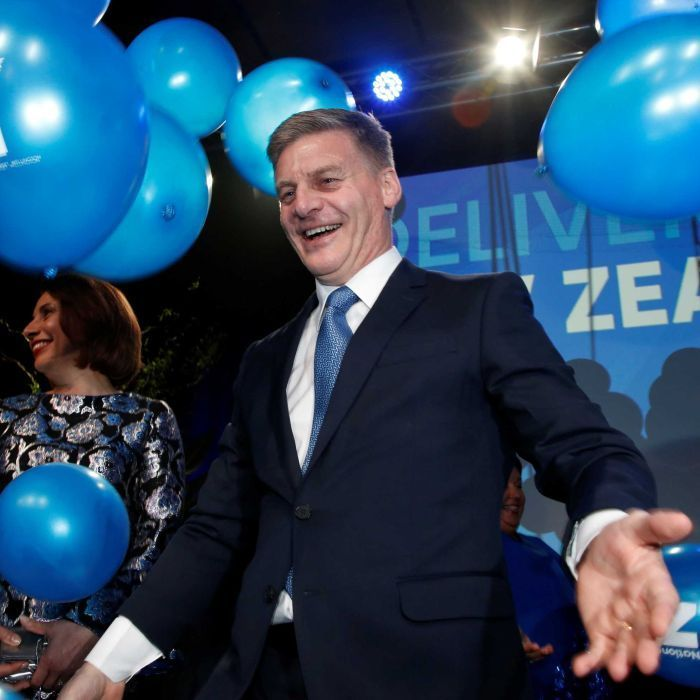 New Zealand's National Party wins most votes but not enough to govern outright