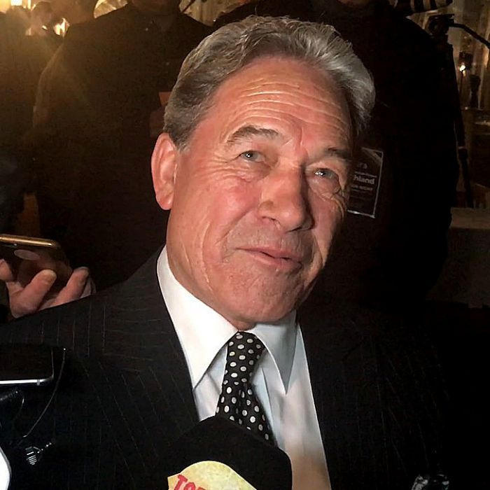 Winston Peters 'kingmaker' in hung NZ parliament as nation awaits result