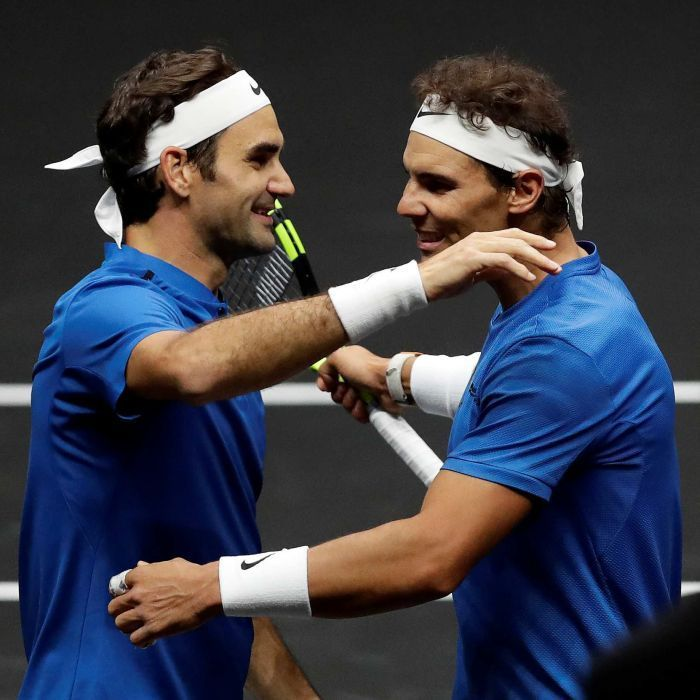 Rafa and Roger star for Team Europe at Laver Cup, as Kyrgios shines