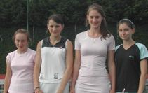Under 18 Girls Doubles