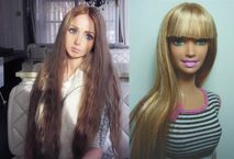 The naked truth about Barbie, Valerie Lukyanova | Airmagazine