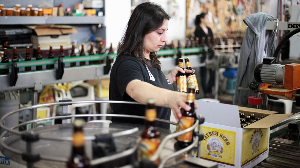 How a Palestinian brewery is taking on the US
