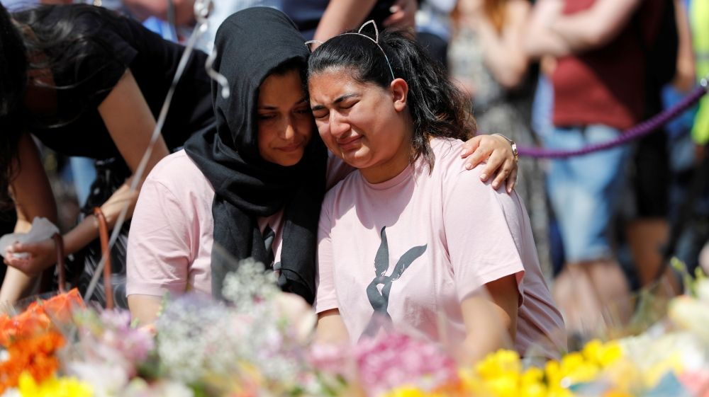 Week in pictures: From Manchester attack to Trump visit
