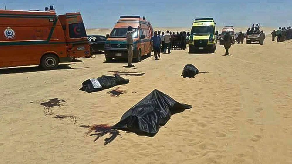Coptic Christians killed in Minya bus attack