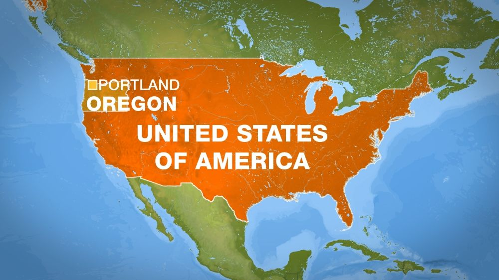 Two killed on Portland train after 'defending Muslims'
