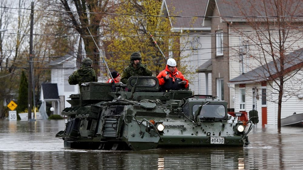 State of emergency declared in Montreal after floods