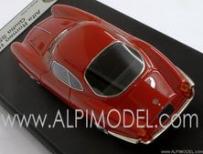 LOOKSMART  Alfa Romeo Giulia SS 1600 (Red) (1/43 scale model)