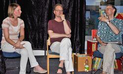 Anja Sch�tte, Joachim Feldmann, Carsten Topp