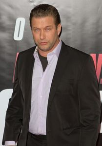 "Stephen Baldwin Pictures: Stephen Baldwin arrives at the ""Mission"