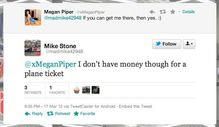 mike stone megan piper Mad Mike Stone wants a porn star for his high