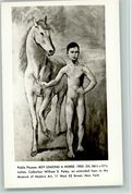 Picasso  Boy Leading a horse  nackter Junge Erotik