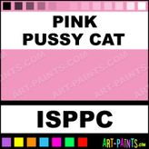 Pink Pussy Cat Color Tattoo Ink Paints  ISPPC  Pink Pussy Cat Paint