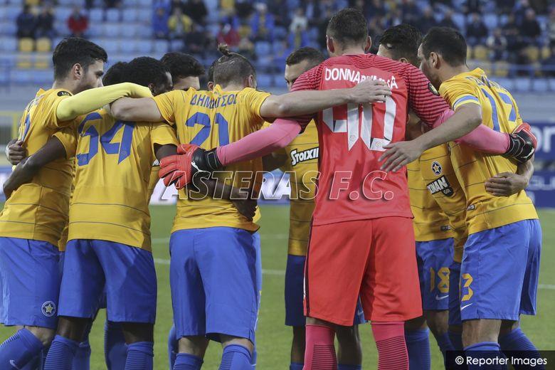 """ΑΣΤΕΡΑΣ-Λεβαδειακός 1-0: Η 3η νίκη στο """"Κολοκοτρώνης""""!"""