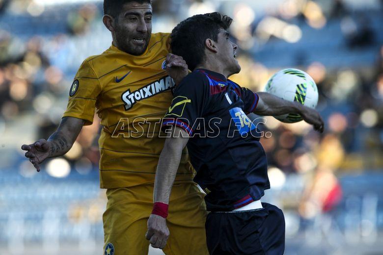 ΑΣΤΕΡΑΣ-Βέροια 0-0...