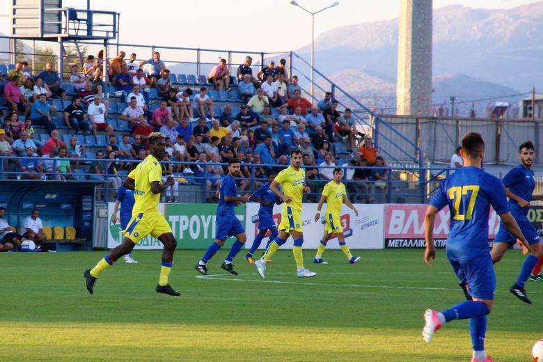 ΦΙΛΙΚΟ: ΑΣΤΕΡΑΣ-Παναιτωλικός 0-0