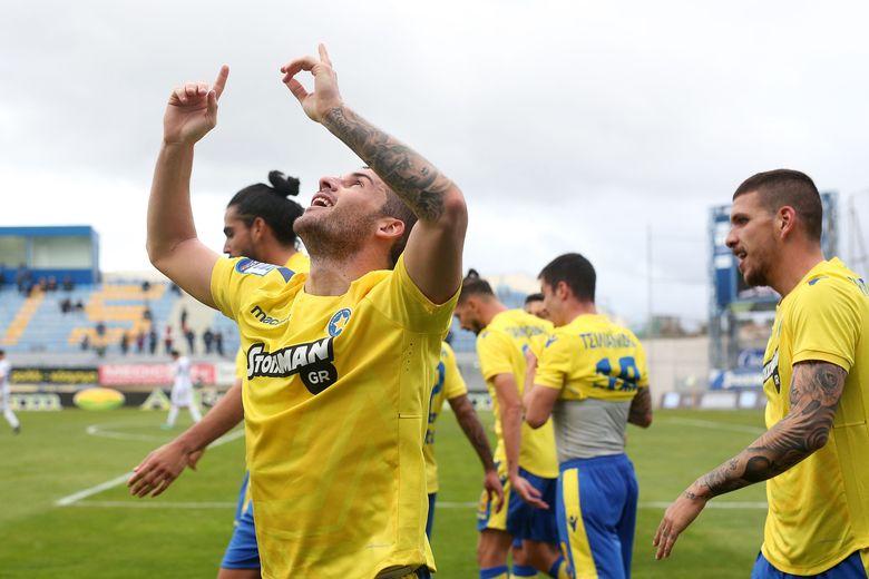 ΕΙΚΟΝΕΣ: Η νίκη του ΑΣΤΕΡΑ με 4-0 κόντρα στην Κέρκυρα!
