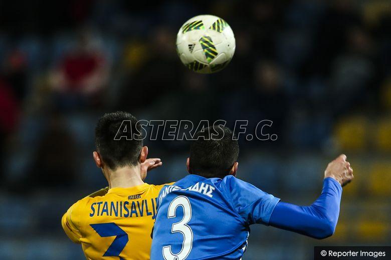 ΑΣΤΕΡΑΣ-Ατρόμητος: 0-1... Η ανάλυση του αγώνα