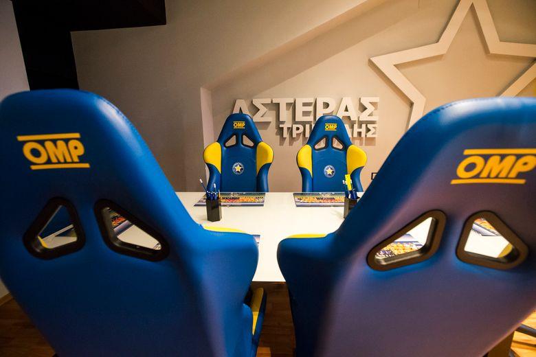 ΣΟΥΠΕΡ ΔΙΑΓΩΝΙΣΜΟΣ: Κέρδισε την πιο ΑΣΤΕΡΑΤΗ καρέκλα!