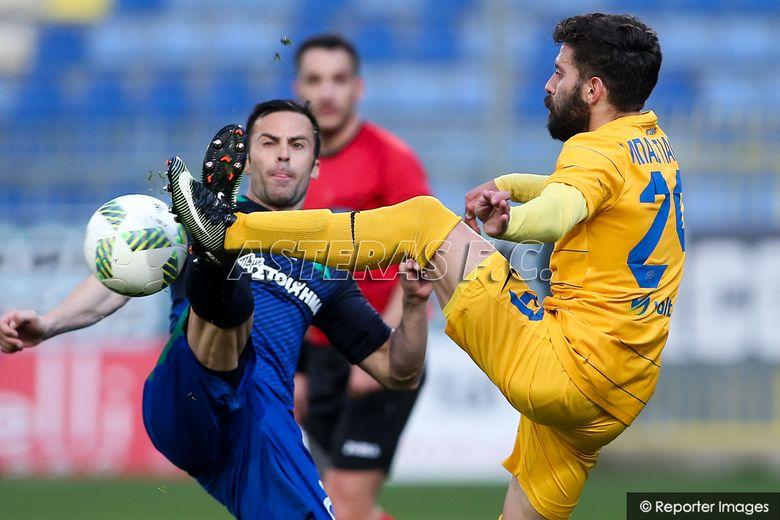 ΚΥΠΕΛΛΟ: ΑΣΤΕΡΑΣ-ΠΑΟ 0-1