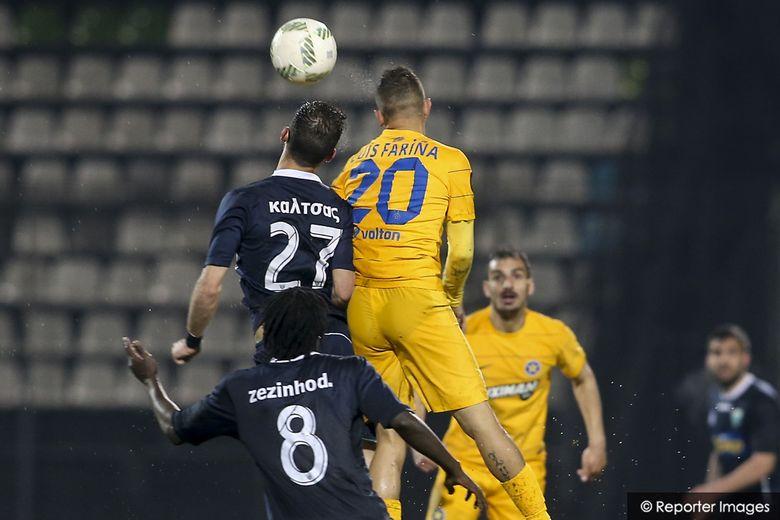#levast: Λεβαδειακός-ΑΣΤΕΡΑΣ 1-1