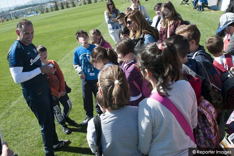 """Μαθητές από την Κοντοβάζαινα στο """"Θεόδωρος Κολοκοτρώνης""""! (video)"""