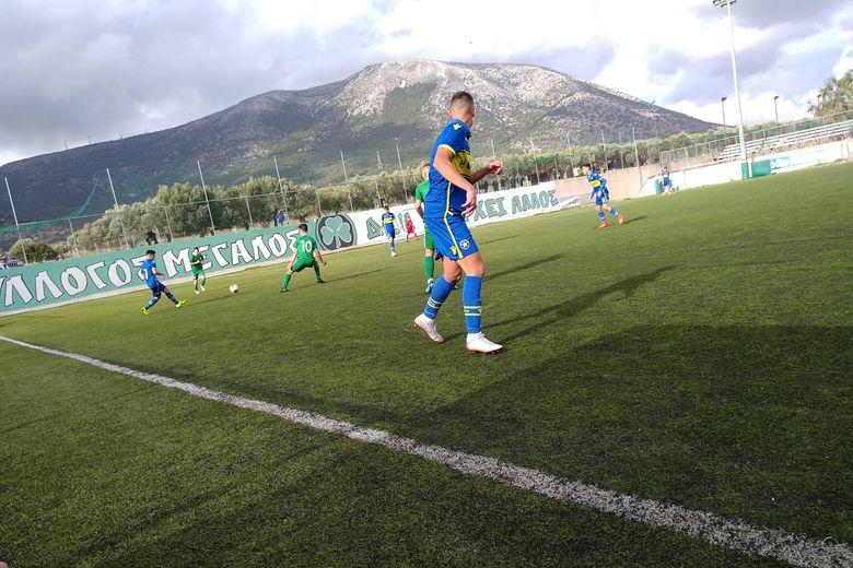 Κ17: Παναθηναϊκός - ΑΣΤΕΡΑΣ 4-0