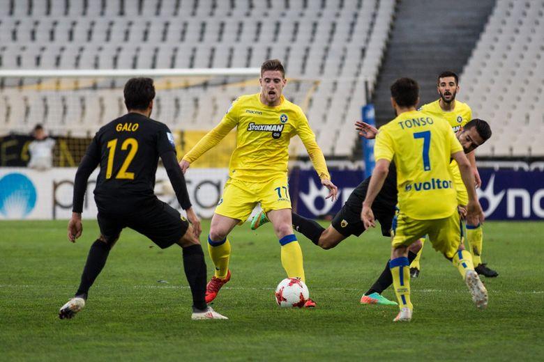 ΑΕΚ-ΑΣΤΕΡΑΣ 1-0: Η ανάλυση του αγώνα...