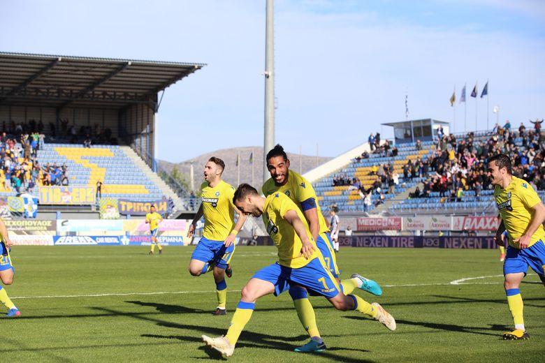 ΑΣΤΕΡΑΣ-ΠΑΟΚ 3-2: Η ανάλυση του αγώνα...