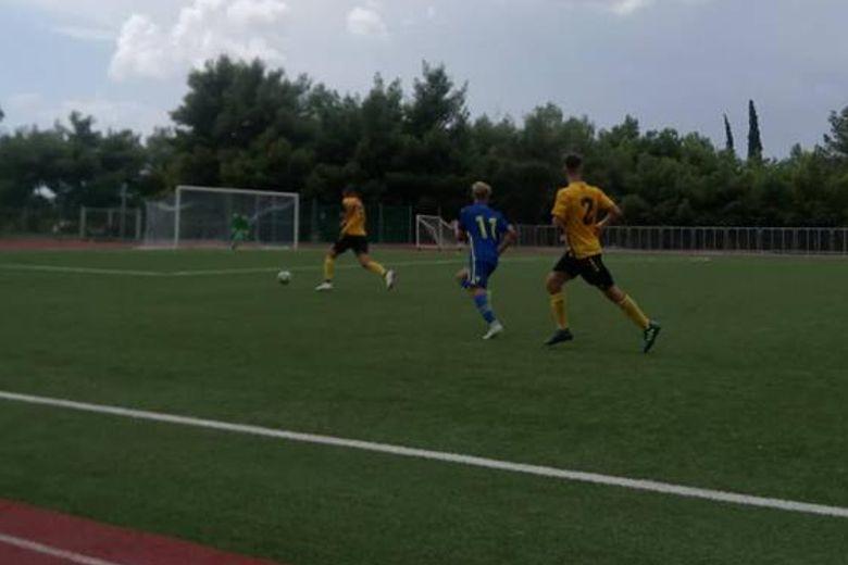 Κ17: ΑΕΚ - ΑΣΤΕΡΑΣ 1-0