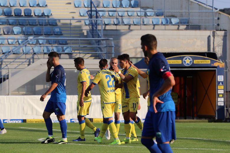 Φιλικό: ΑΣΤΕΡΑΣ - Λεβαδειακός 2-0 (photos)