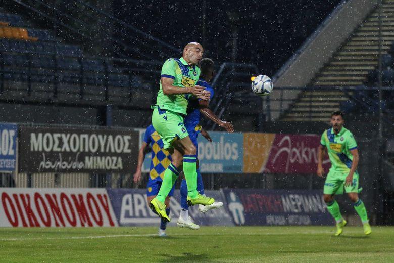 Φιλικό: ΑΣΤΕΡΑΣ - Παναιτωλικός 0-2 (photos)