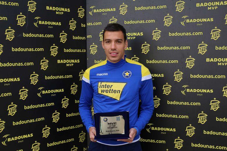 BADOUNAS MVP Of The Month: Milos Deletic