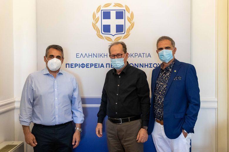 Η Περιφέρεια Πελοποννήσου θα συνδράμει για το γήπεδο του Αστέρα