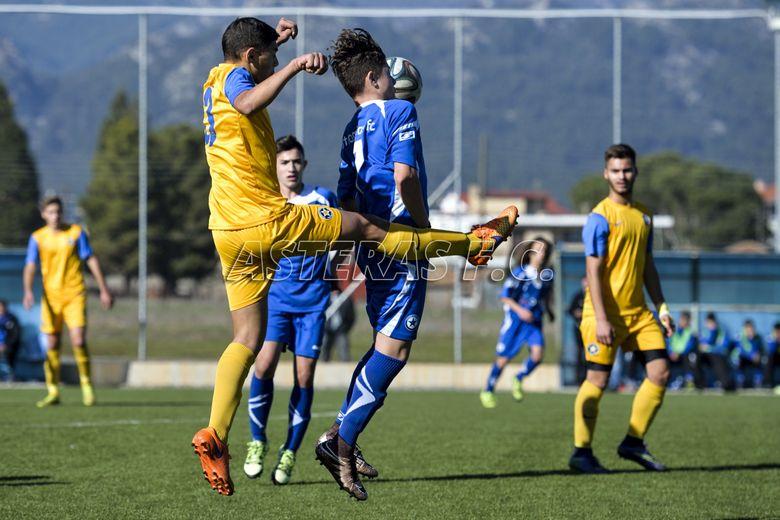 Παμπελοποννησιακή ποδοσφαιρική γιορτή ακαδημιών στον ΑΣΤΕΡΑ!
