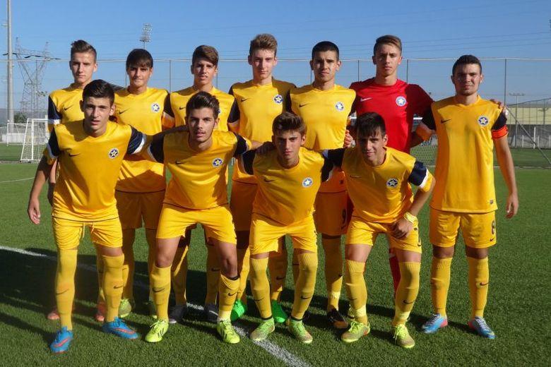 Κ17 ΑΣΤΕΡΑ-Πάμισος 0-0 (video, photos)