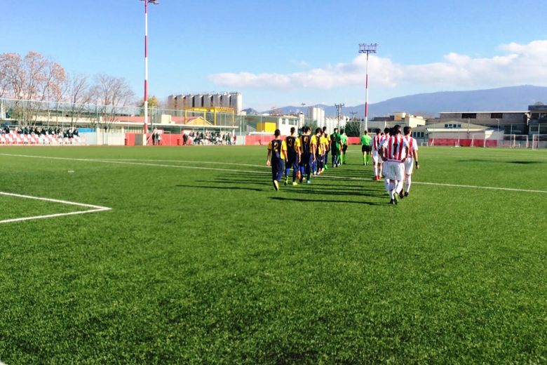 Κ17: Ολυμπιακός-ΑΣΤΕΡΑΣ 1-0