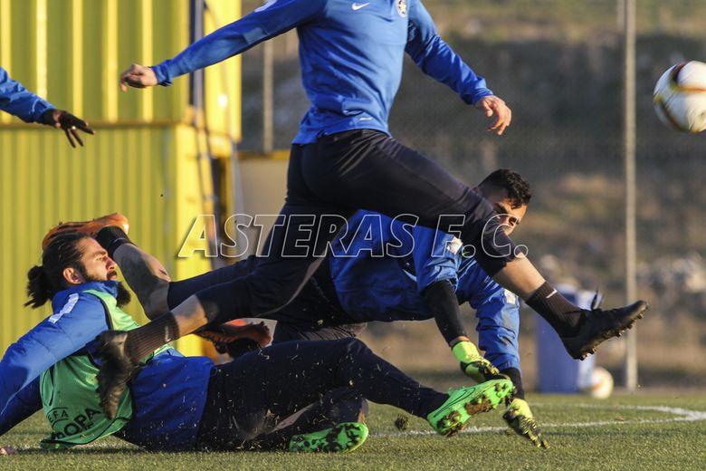 Η αποστολή του ΑΣΤΕΡΑ για τον αγώνα με την FC Schalke 04